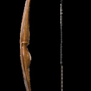 Damon Howatt Savannah Stealth Longbow Martin Archery